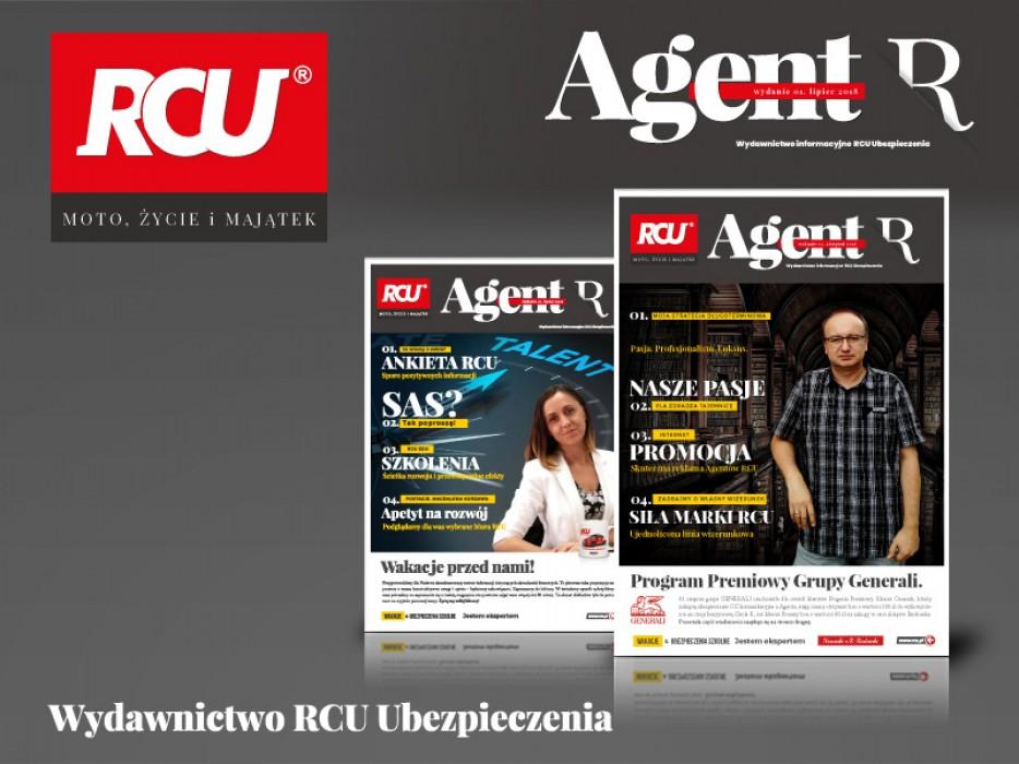 Magazyn Agent R. Wydanie sierpniowe już dostępne!