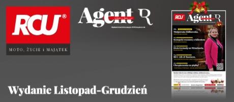 Magazyn Agent R. Wydanie Listopad/Grudzień