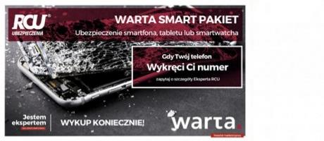 Ubezpiecz: telefon, tablet lub smartwatch